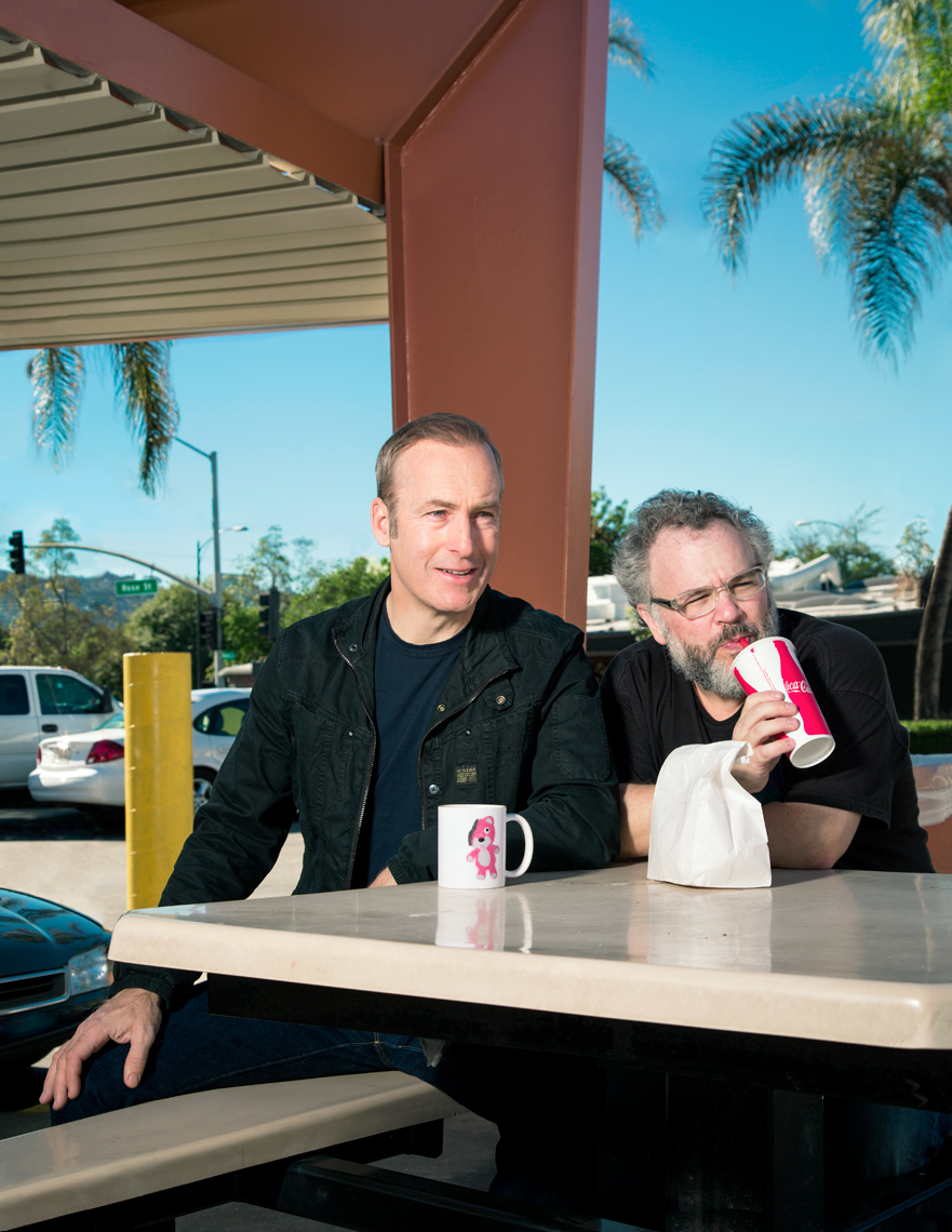 me_and_Bob_Odenkirk_WEB